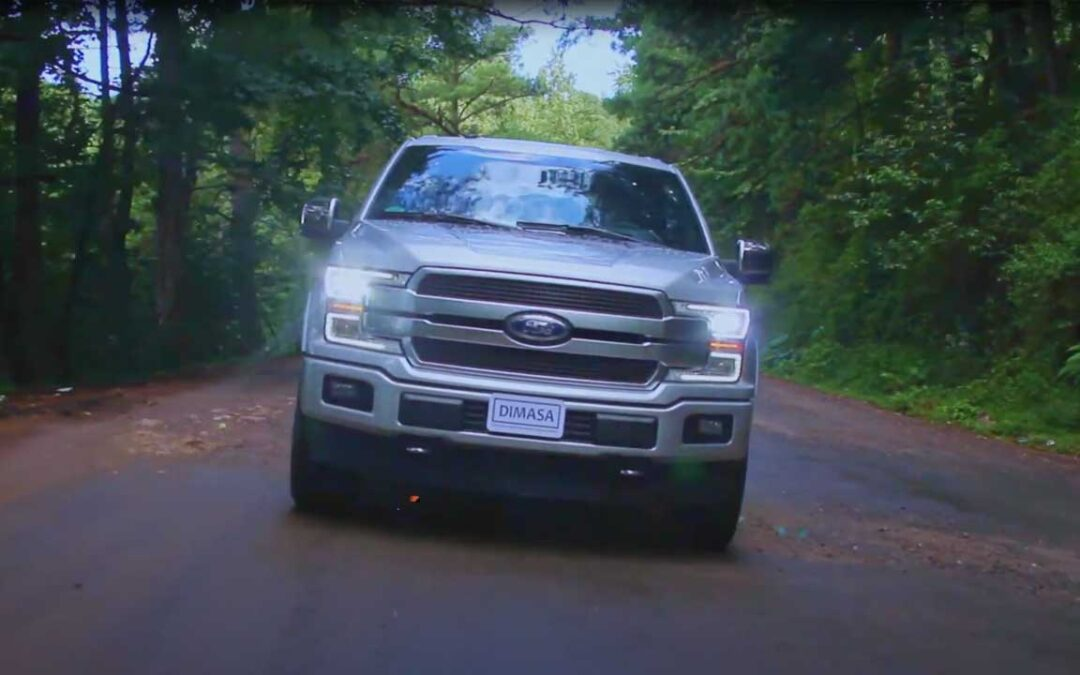 Comercial Ford 150