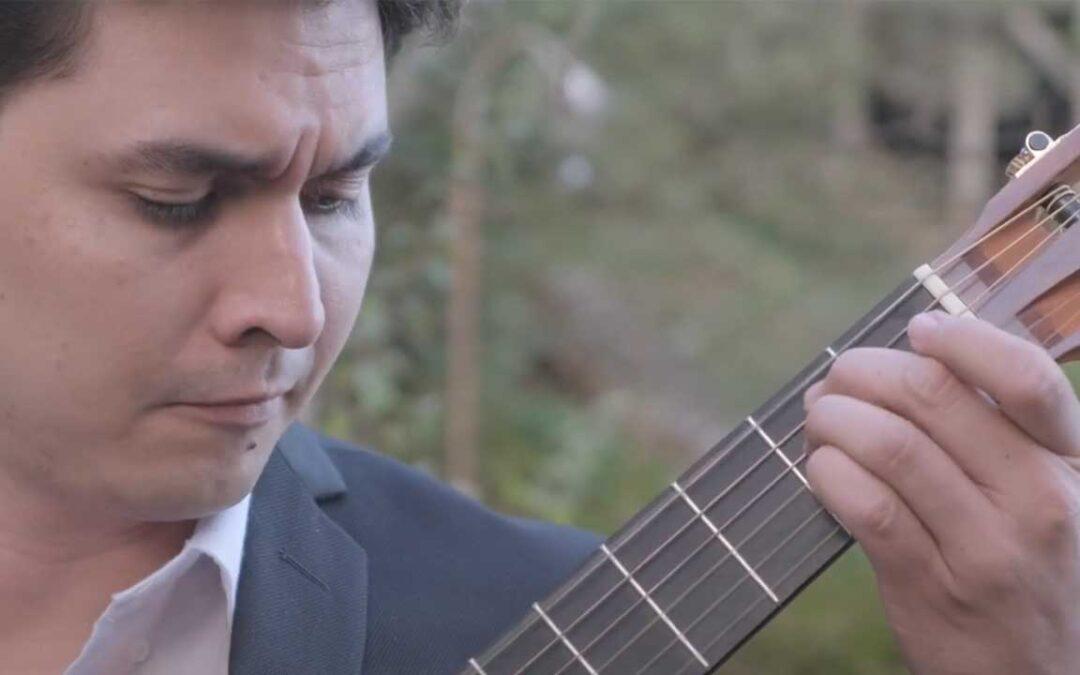 Guitarra Clásica, Jorge Benavides