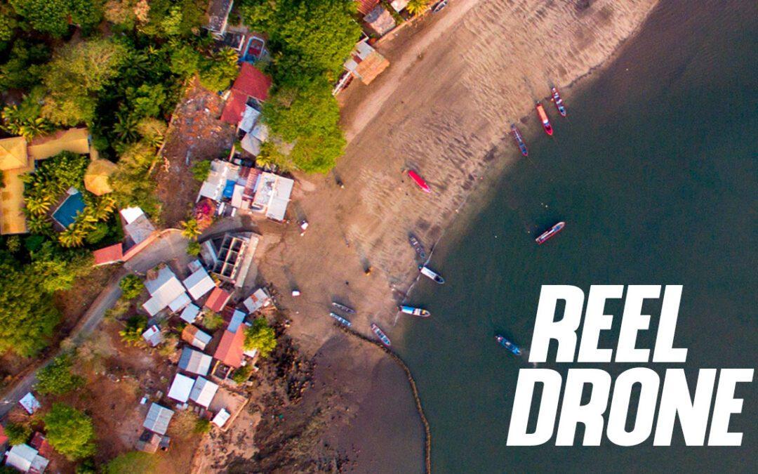 Reel Drone
